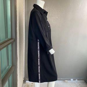Black dress size M/L